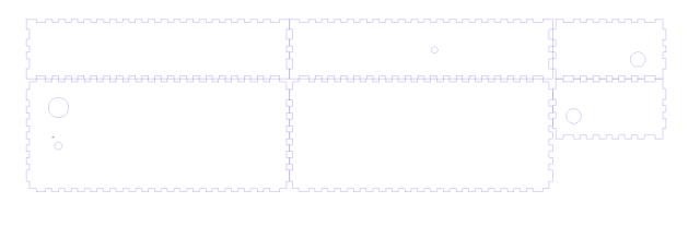 Design an Acrylic Box and Have Ponoko com Lasercut It | Big
